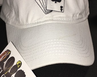 Royal Flush Dad Hat