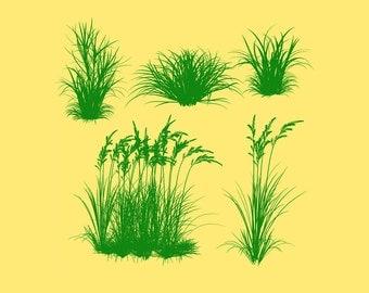 Grass Clipart, Grass Clip Art, Grasses Clipart, Grasses Clip Art, Clipart Grass, Clip Art Grass, Clip Art Grasses, Clipart Grasses
