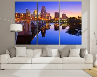 Minneapolis Poster Minneapolis City Minneapolis Photo Minneapolis Canvas Minneapolis Print Minneapolis Skyline Minneapolis Wall Art