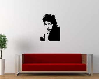 Bob Dylan Wall Decal