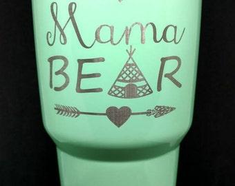 Mama Bear Cup