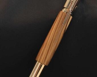 Bethlehem Olivewood Pen