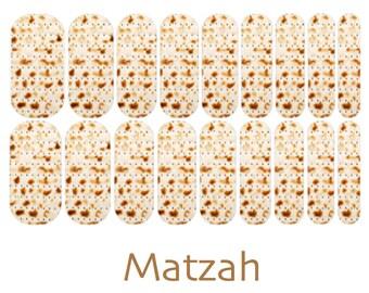 Matzah Custom Jamberry Nail Wraps