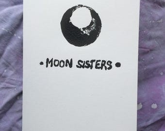 Moon Sisters - Mini Comic