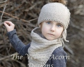 CROCHET PATTERN-The Mabel Set (2/5, 6/10, teen, adult s/m, adult large sizes)