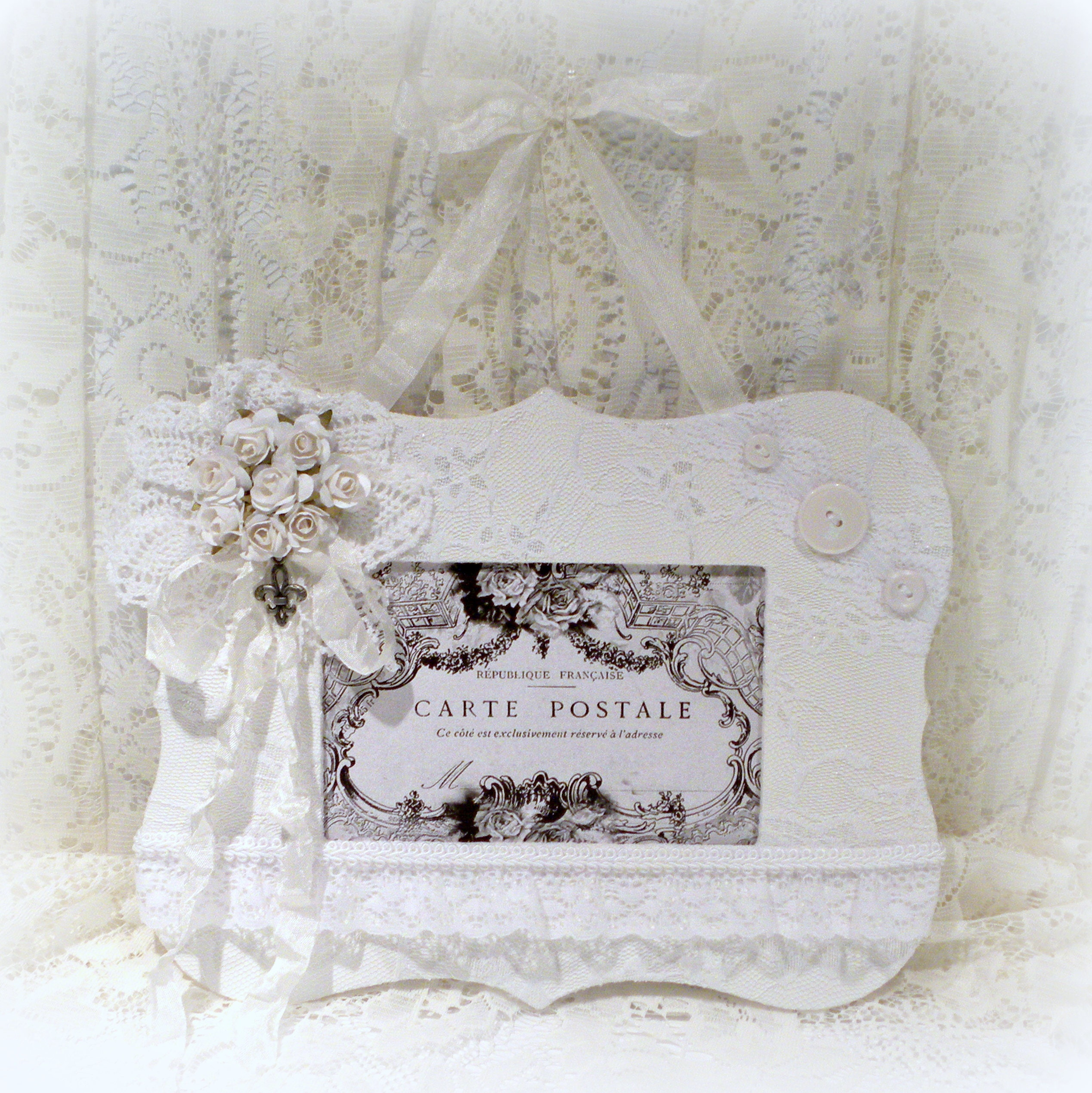 Wall Decor Shabby Chic : French country wall decor paris shabby chic