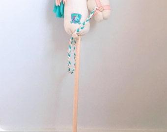 Stick horse- Toy horse