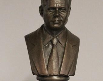 John F. Kennedy Bust - Marblecast