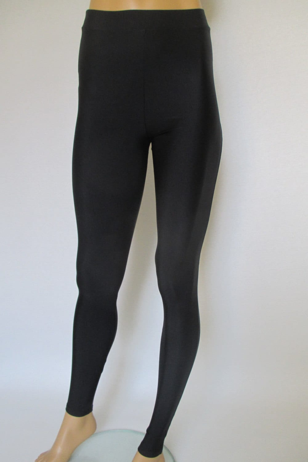 High Waisted Leggings Extra Long Yoga Pants Lycra Durable Sexy