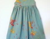 Size 5 Hummingbird Dress
