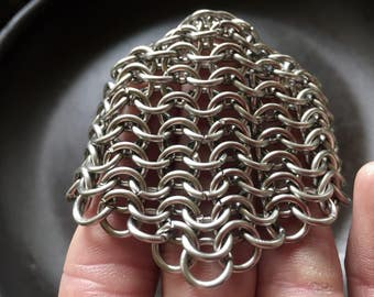 Chainmaille Pot Scrubber