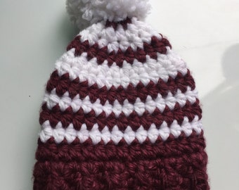 thick cozy beanie