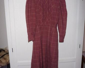Vintage dress size 38 en - 1960S