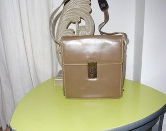 Vintage CHARLES JOURDAN - 1970s leather bag