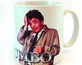 New COLUMBO TV Series Gift mug Memorabilia for fan