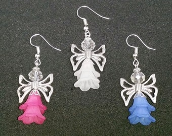 Earrings ' Angel '