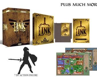 Zelda : The Legend of Link Collectors Edition