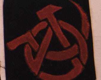 Anarcho-Communist - AnCom - Patch 1