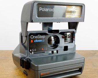 Polaroid OneStep Closeup - Film Tested Working Polaroid 600 Instant Camera