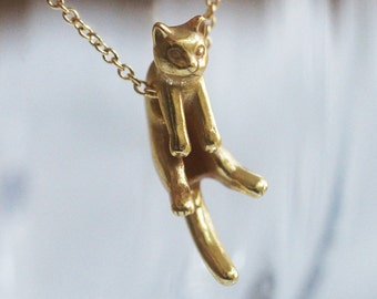 Kawaii!! Cat Pendant