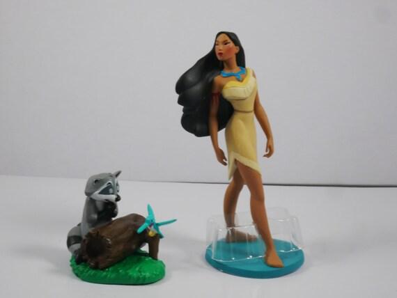 Pocahontas Cake Topper