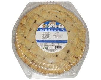 Blue Ribbon Apple Pie ~ 9 inch