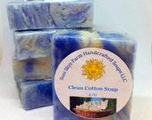 Clean Cotton Soap - Vegan...