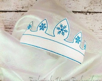 Snow Headband Tiara
