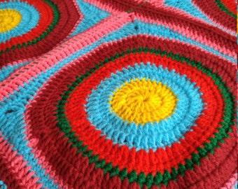 Blanket/Afghan/Bed Spread for Birthday, Anniversary, Housewarming, Graduation Gift, Valentine's Day, Bridal Shower, Grandma, Mom, Bed Spread