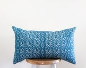 Authentic Vintage Guatemalan Embroidered Textile Decorative Lumbar Pillow- Cover Only
