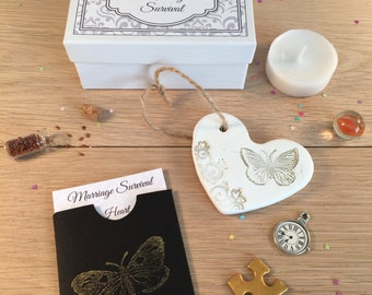 Marriage Survival Kit - Novelty Gift Keepsake - Wedding Present