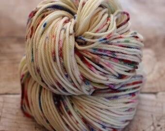 Atomic Jasmine - Australian Superwash Merino Wool 8ply Yarn