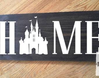 Disney Home Sign