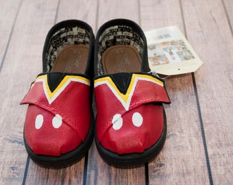 Handpainted Tiny Toms Inspired by the Mouse himself!