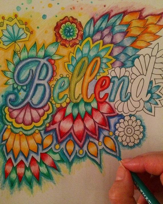 break up stress relief coloring