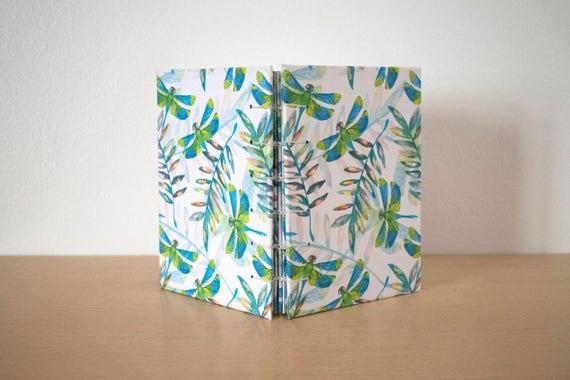 A6 blank notebook, A6 notebook, Handmade notebook, Blank pages notebook, Cute notebook, Handmade diary, Hardcover notebook, Drawing book