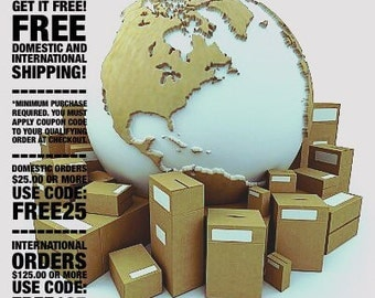 FREE SHIPPING every day! 100% Natural Skincare Products, including cosmetics, facial care products & body care products! Use Code @ Checkout