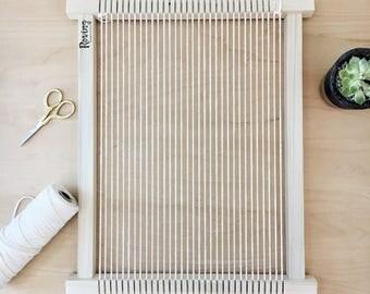 Weaving Loom | Lap Loom | Hand Weaving | Wall Hanging | Frame Loom |