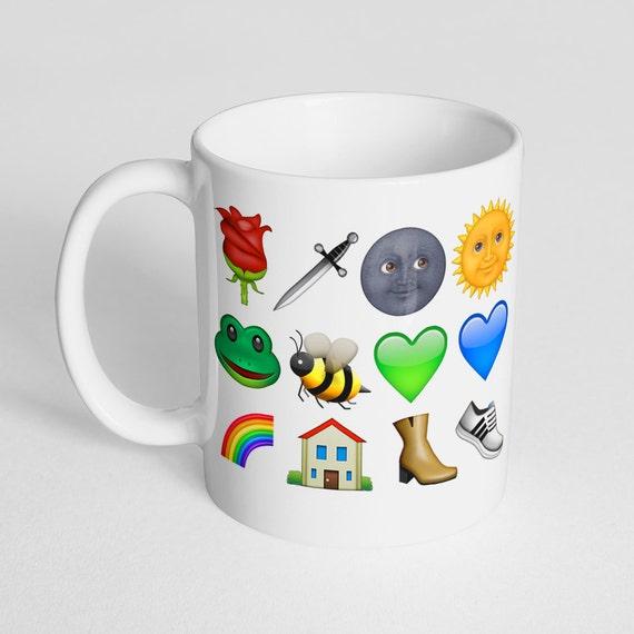 Coffee Mug Larry Stylinson Emoji Cup