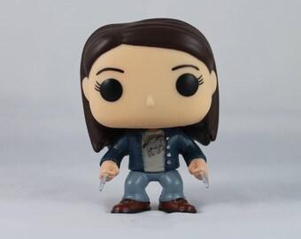 Custom Funko Pop! of Logan's Laura (X-23)