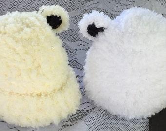 Baby Polar Bear Hat