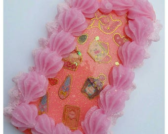 Cute Princess Fairy Kei Sweet Lolita Decoden iPhone 5 / 5S / SE Case