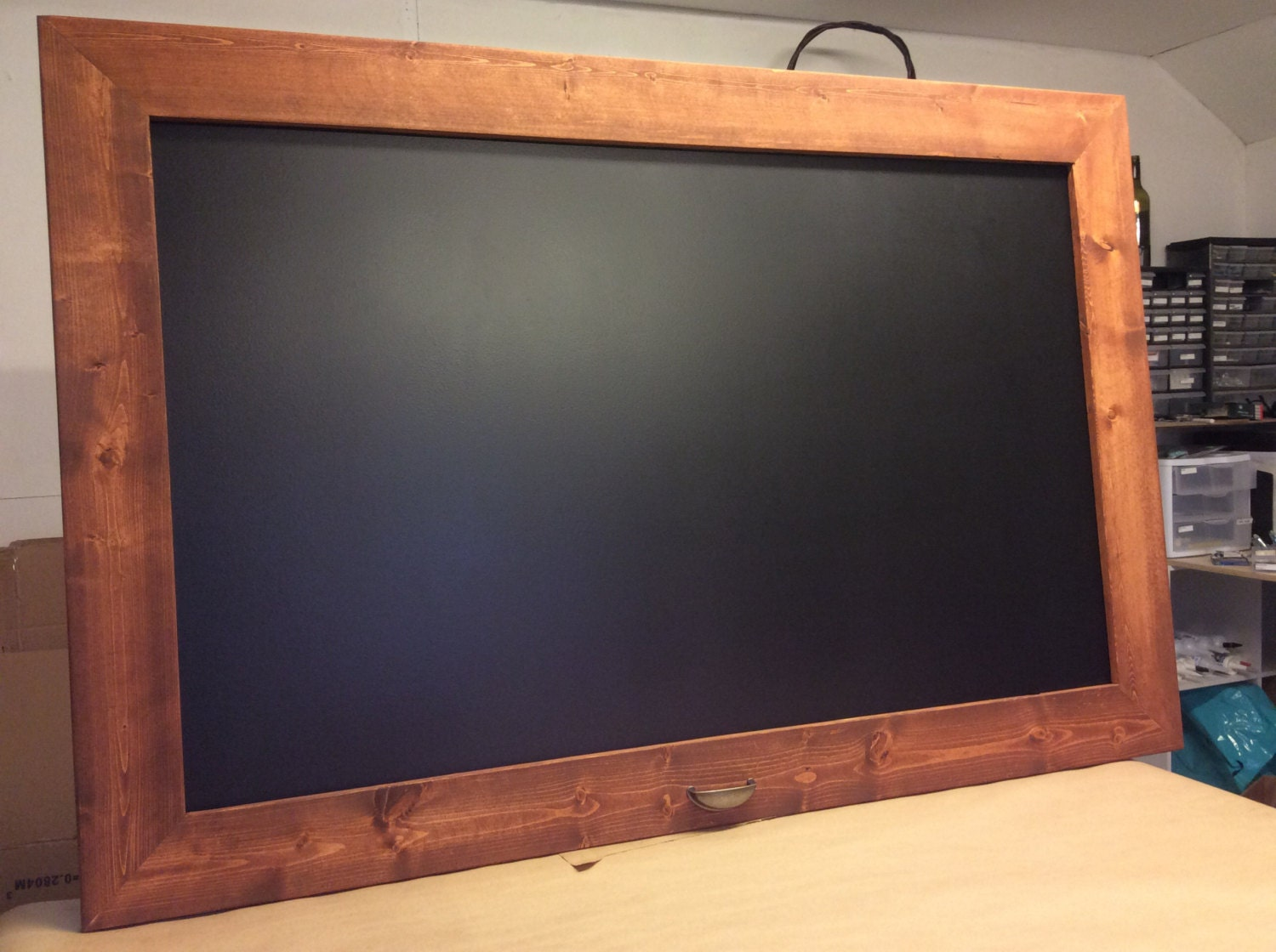 Large Chalkboard Country Home Decor 48x32 Country Rustic