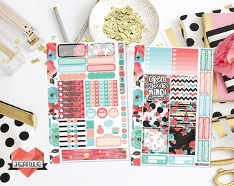 Open Your Mind Mini Happy Planner Sticker Kit | Planner Stickers