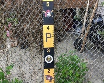 Pittsburgh Pirates Baseball Growth Chart