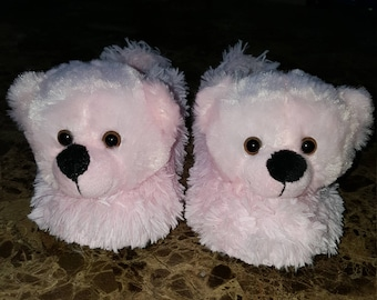 Matching Tennis Shoes for the Teddy Bear Dress
