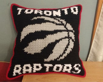 Toronto Raptors Pillow