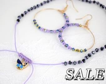 SALE / Christmas Bundle / Christmas Set / Gift For Girlfriend / Present For Girlfriend / Gift For Wife / Present For Wife / Jewellery Set