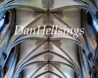 gothic photography art Wells cathedral Somerset