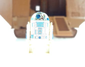 R2-D2 Star Wars First 12 Vintage Droid Action Figure 1977